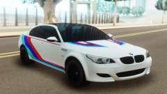 BMW M5 E60 AMG для GTA San Andreas