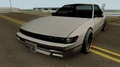 Nissan Silvia S13 For Low PC для GTA San Andreas