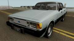 Chevrolet Opala Diplomata 1987 HQ для GTA San Andreas