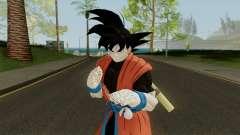 Goku Xeno (Dragon Ball Heroes) from DBXV2 для GTA San Andreas