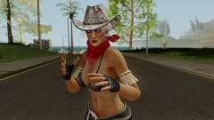 Christie Cowgirl для GTA San Andreas