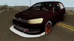 Volkswagen Gol Turbo de Martin Gallego для GTA San Andreas