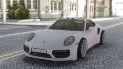 Porsche 911 Turbo S Coupe для GTA San Andreas