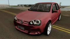 Volkswagen Golf GTI 2008 HQ для GTA San Andreas