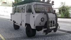 UAZ Буханка (УАЗ 452) для GTA San Andreas