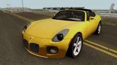 Pontiac Solstice GXP Coupe 2.0l 2009 IVF для GTA San Andreas
