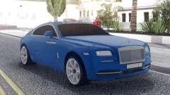 Rolls-Royce Wraith 2014 Copue для GTA San Andreas