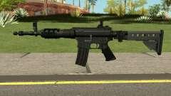 Colt M15 для GTA San Andreas