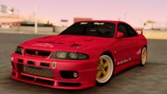 Nissan Skyline GT-R BCNR33