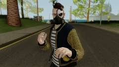 GTA Online Random Skin 2 HQ для GTA San Andreas