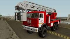 КамАЗ-43114 АЛ-50 Калининград для GTA San Andreas