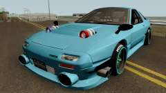 Deuces Mazda RX-7 Savanna FC3S