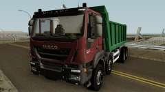 Iveco Trakker Dumper 8x4 для GTA San Andreas
