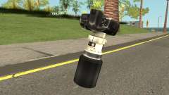 Camera HQ (With HD Original Icon) для GTA San Andreas