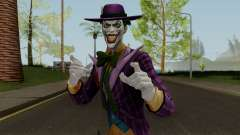 Joker Legendary From DC Legends для GTA San Andreas