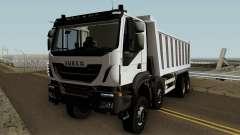 Iveco Trakker Dumper 10x4