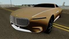 Maybach Vision 6 для GTA San Andreas