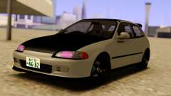 Honda Civic EG6 Spoon для GTA San Andreas
