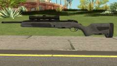 Steyr Scout Gray для GTA San Andreas