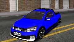 Volkswagen Saveiro Cross G7 with Sound
