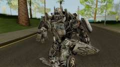 Transformers AOE Optimus Prime Evasion Mode для GTA San Andreas
