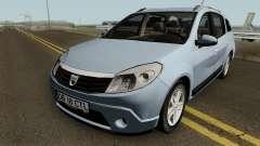 Dacia Sandero Grandtour для GTA San Andreas