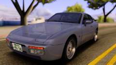 Porsche 944 для GTA San Andreas