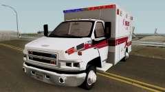 SAUR Ambulance