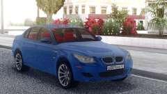 BMW M5 E60 Blue Line для GTA San Andreas