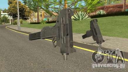 Micro UZI HQ (With HD Original Icon) для GTA San Andreas