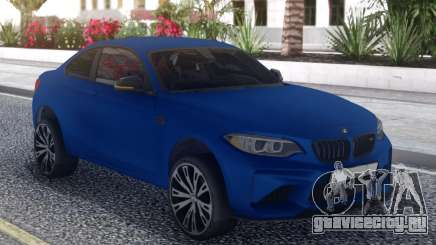 BMW M2 Wheels для GTA San Andreas