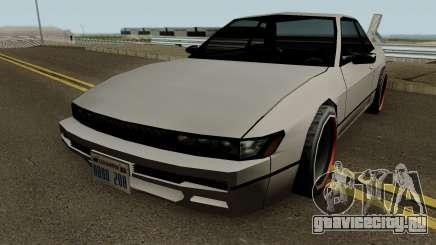 Nissan Silvia S13 For Low PC для GTA San Andreas