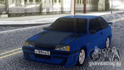 ВАЗ 2108 Хэтчбэк для GTA San Andreas
