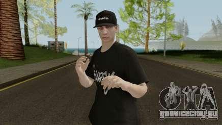 Skin GTA V Online (Normalmap) 2 для GTA San Andreas