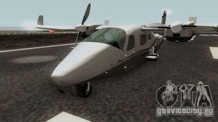 Tecnam P2006T для GTA San Andreas