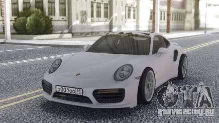 Porsche 911 Turbo S Coupe для GTA San Andreas
