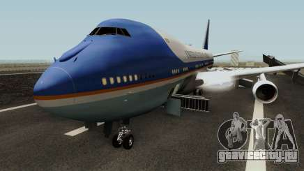 Boeing VC-25A для GTA San Andreas