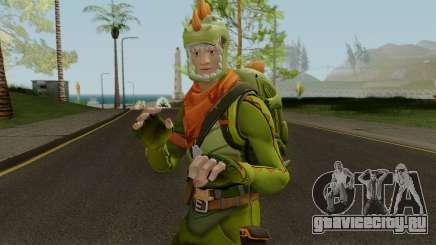 Fortnite Rex Skin для GTA San Andreas