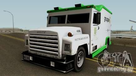 Brute Securicar (1990) для GTA San Andreas