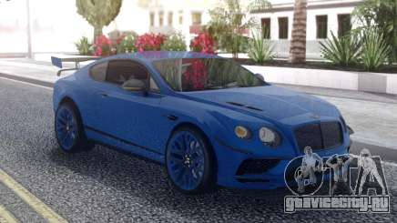 Bentley Continental Supersports 2017 для GTA San Andreas