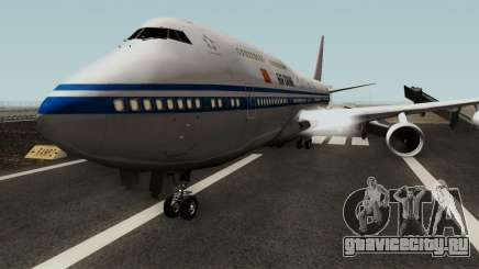 Boeing 747-400 Air China B-2472 для GTA San Andreas