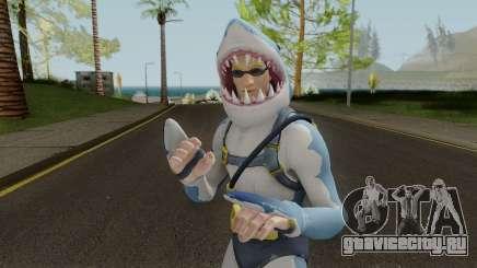 Fortnite Chomp Sr для GTA San Andreas