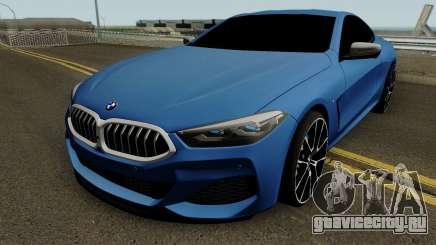 BMW 8-Series M850i Coupe 2019 для GTA San Andreas