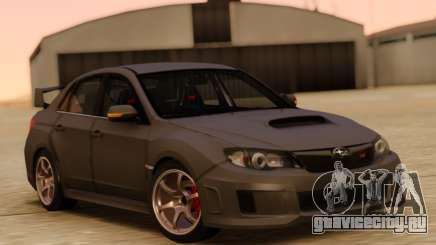 Subaru Impreza STi RHD для GTA San Andreas
