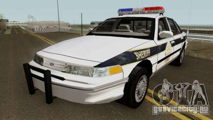 Ford Sheriff Arklay Country Mountains для GTA San Andreas