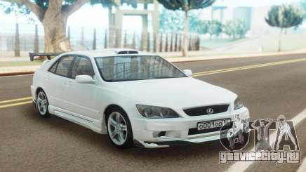 Lexus IS300 Full Tuning для GTA San Andreas