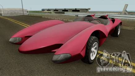 Declasse Scramjet Mach 5 v2 GTA V IVF для GTA San Andreas