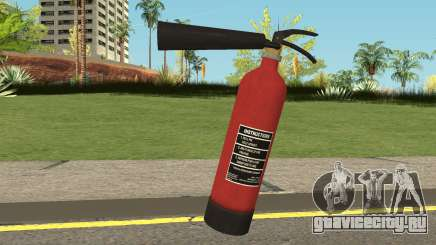 Fire Extinguisher HQ (With HD Original Icon) для GTA San Andreas