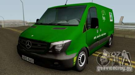 Mercedes-Benz Sprinter Posta для GTA San Andreas