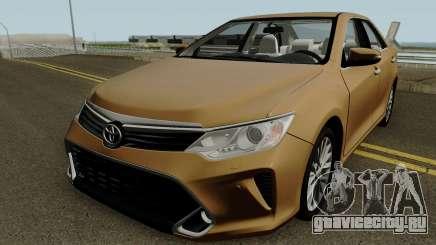 Toyota Camry V55 2017 для GTA San Andreas